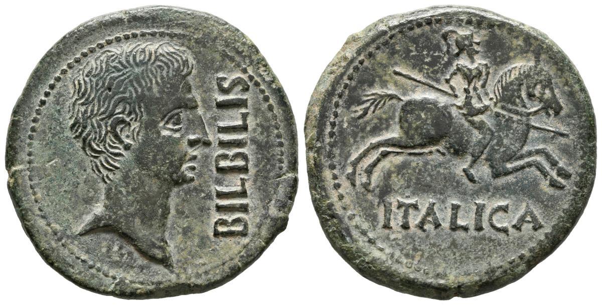 IBERCOIN 17 - 02 - 2021. Monedas ibéricas y provinciales retocadas 6_1