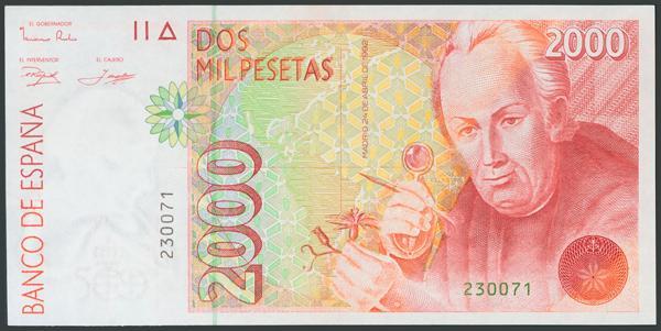751 - Billetes Españoles