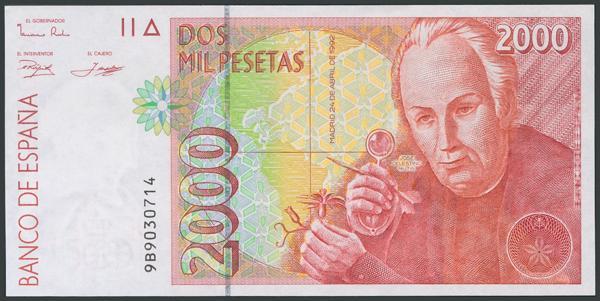 753 - Billetes Españoles