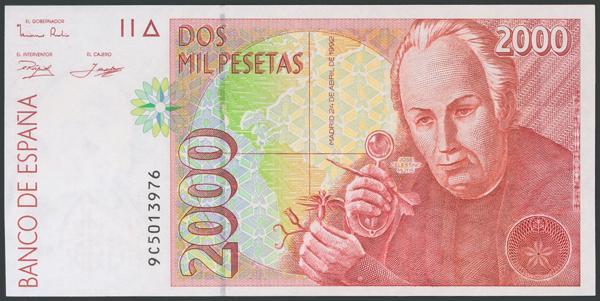 754 - Billetes Españoles