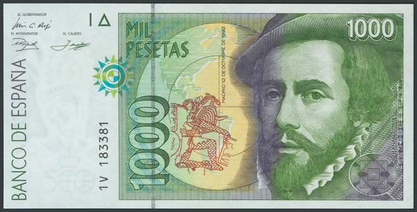 770 - Billetes Españoles