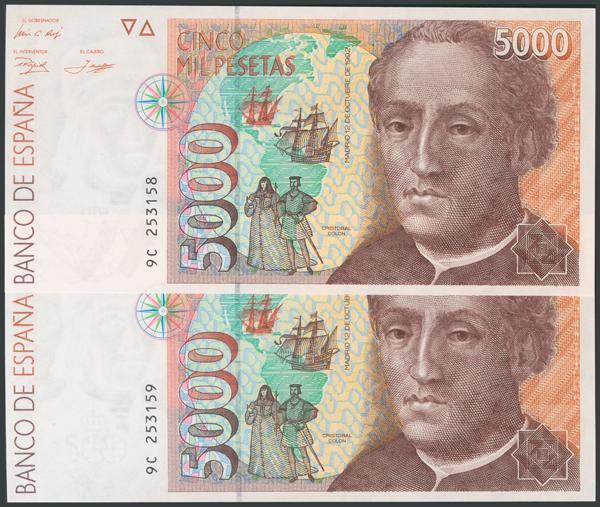 777 - Billetes Españoles
