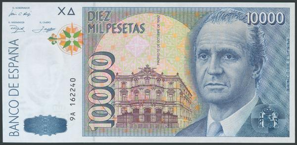 780 - Billetes Españoles