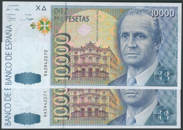 781 - Billetes Españoles