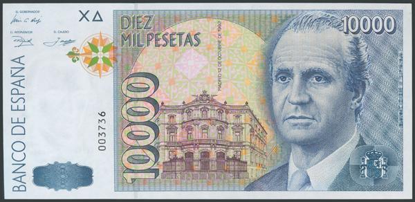 782 - Billetes Españoles