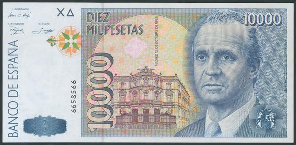 783 - Billetes Españoles