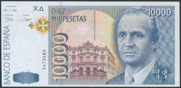 784 - Billetes Españoles