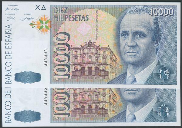 785 - Billetes Españoles