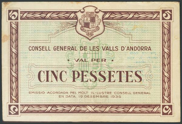 789 - Billetes Españoles