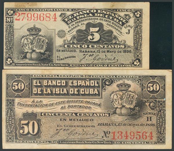 792 - Billetes Españoles