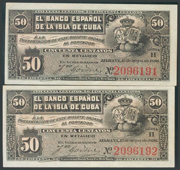 794 - Billetes Españoles