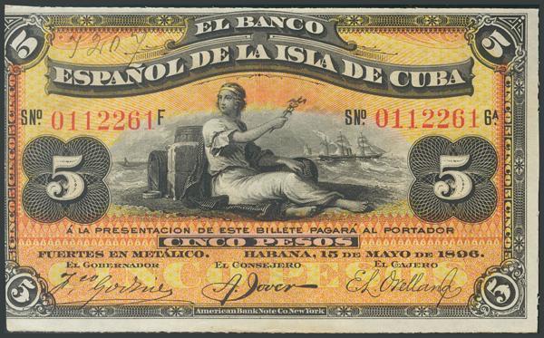 795 - Billetes Españoles