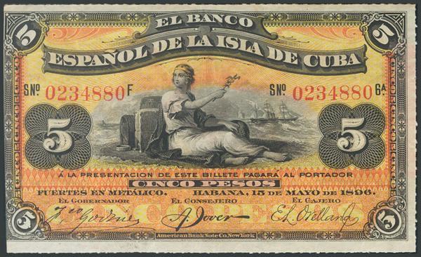 796 - Billetes Españoles