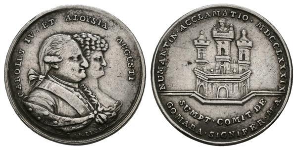 1112 - Medallas