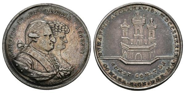 1113 - Medallas