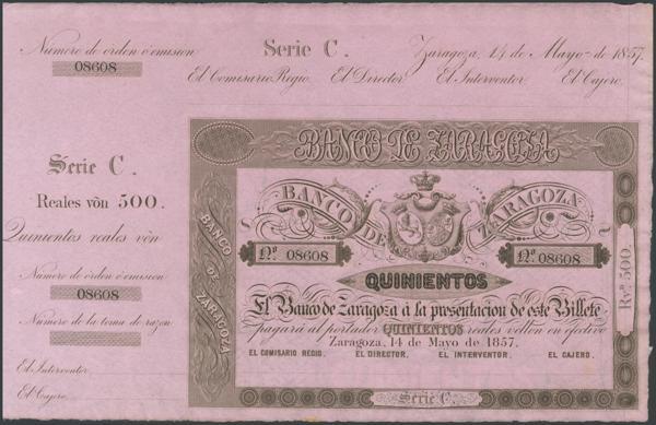 12 - Billetes Españoles