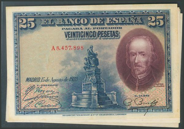 43 - Billetes Españoles