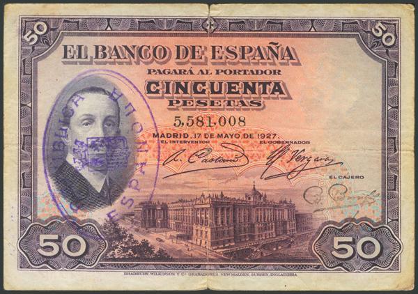 48 - Billetes Españoles
