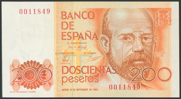 553 - Billetes Españoles