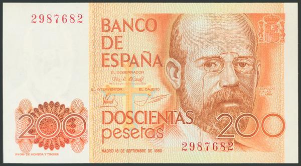 554 - Billetes Españoles