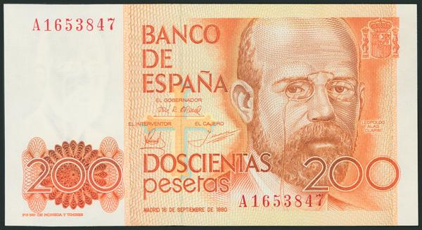 558 - Billetes Españoles