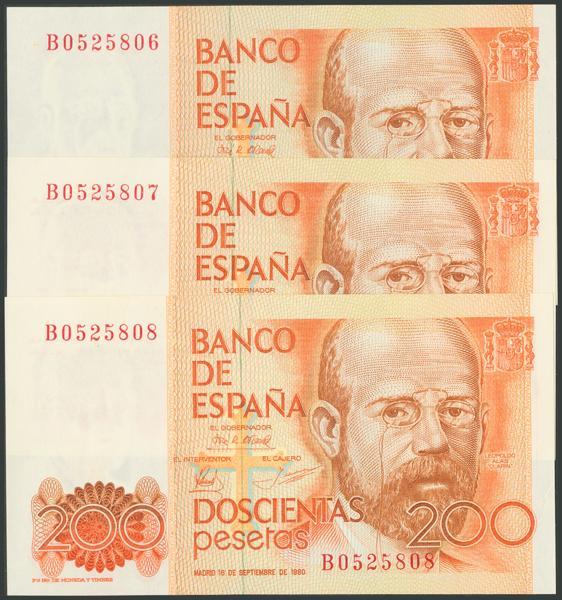 559 - Billetes Españoles