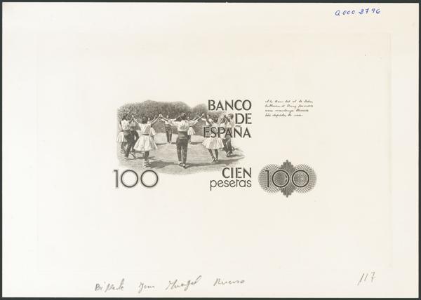 560 - Billetes Españoles