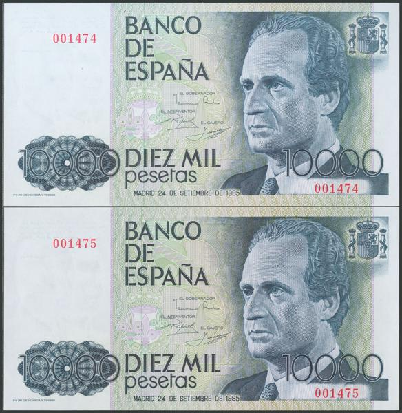 564 - Billetes Españoles