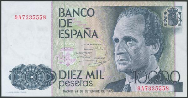 565 - Billetes Españoles