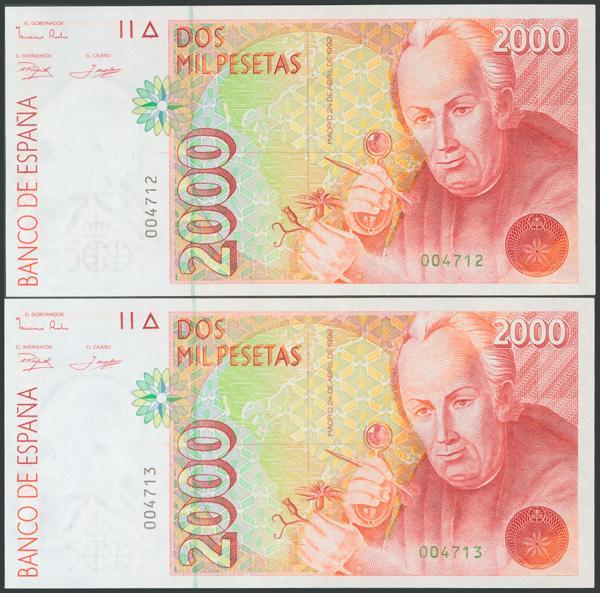 571 - Billetes Españoles