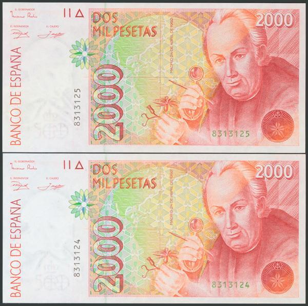 572 - Billetes Españoles