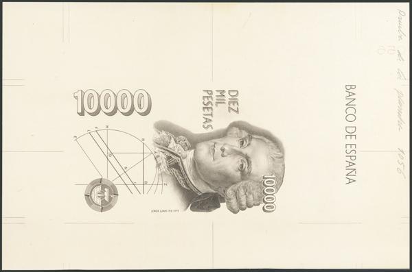 599 - Billetes Españoles