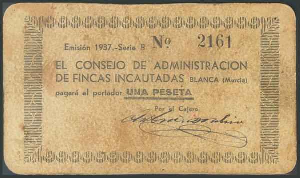 661 - Billetes Guerra Civil