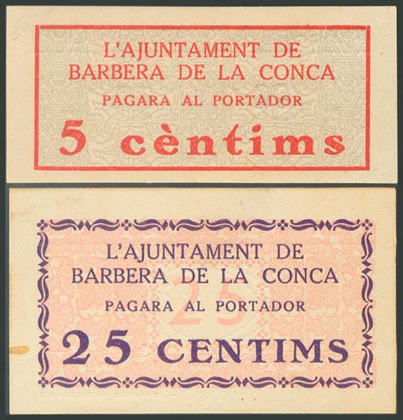 678 - Billetes Guerra Civil