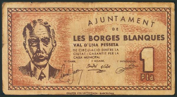 687 - Billetes Guerra Civil