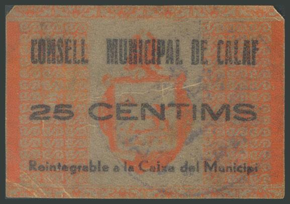 690 - Billetes Guerra Civil