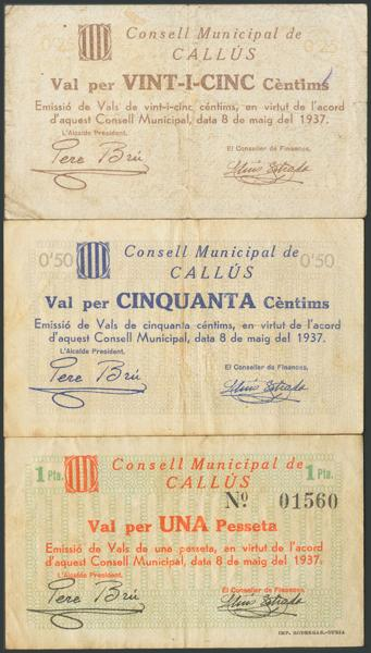 692 - Billetes Guerra Civil