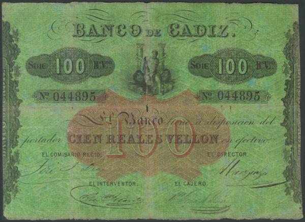 6 - Billetes Españoles