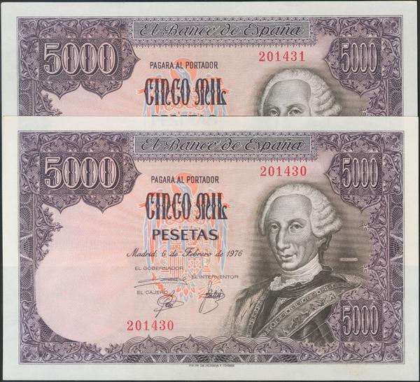 940 - Billetes Españoles