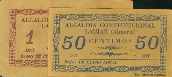 941 - Billetes Españoles