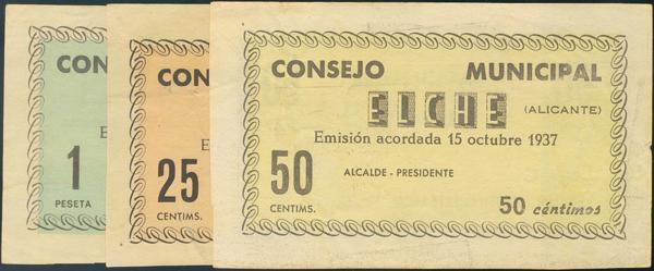 942 - Billetes Españoles