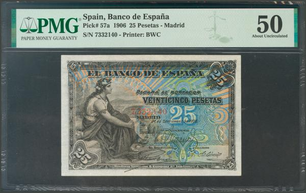 1003 - Billetes Españoles