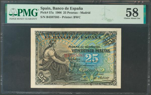 1004 - Billetes Españoles
