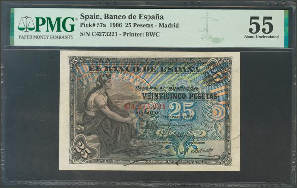 1005 - Billetes Españoles