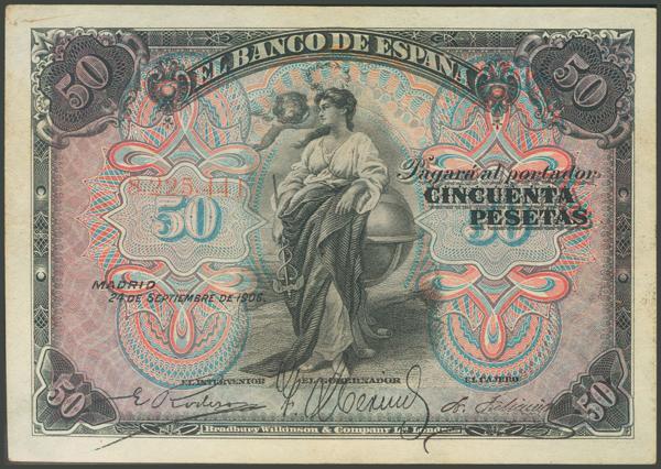 1006 - Billetes Españoles