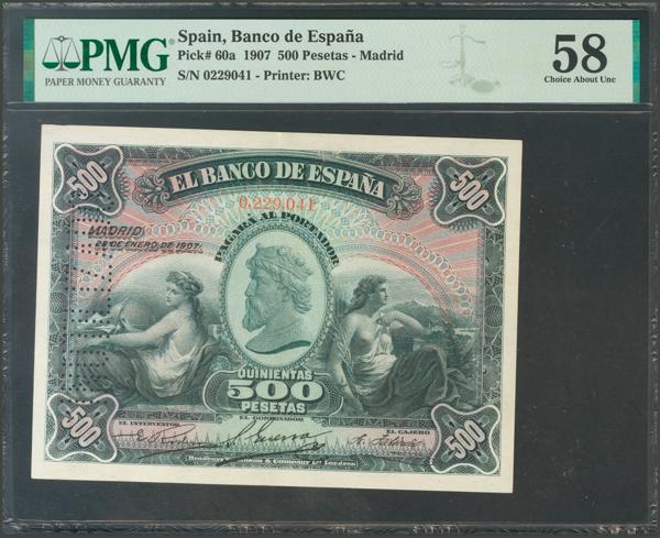 1008 - Billetes Españoles