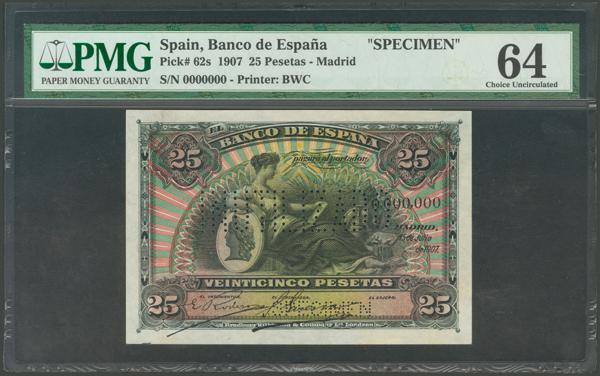 1010 - Billetes Españoles