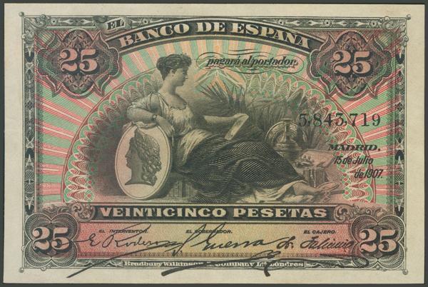 1011 - Billetes Españoles