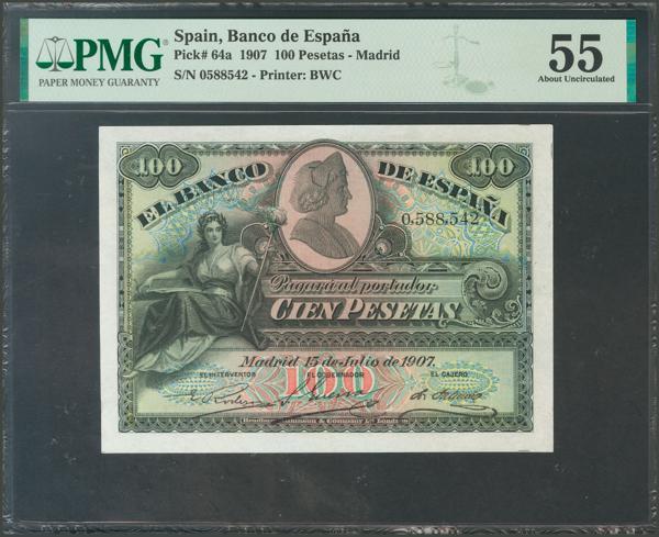 1013 - Billetes Españoles