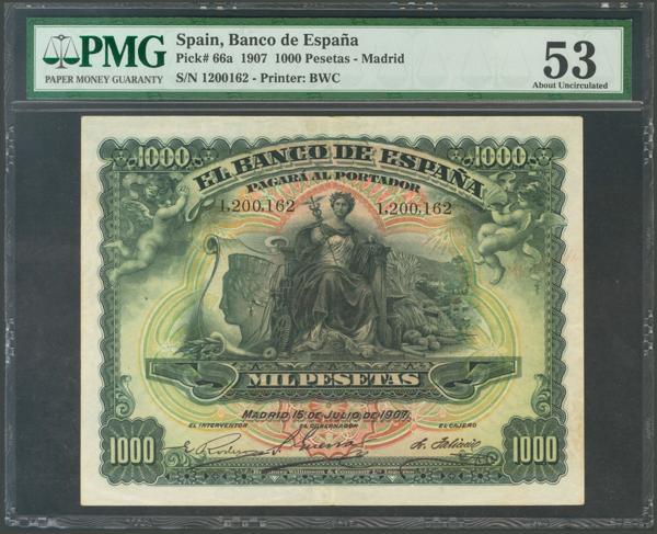 1016 - Billetes Españoles